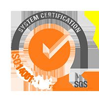 ISO 14001 SGS Sistema de certificación Logo Sostenibilidad
