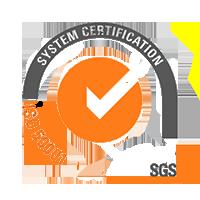 ISO 50001 SGS Sistema de certificación Logo Sostenibilidad