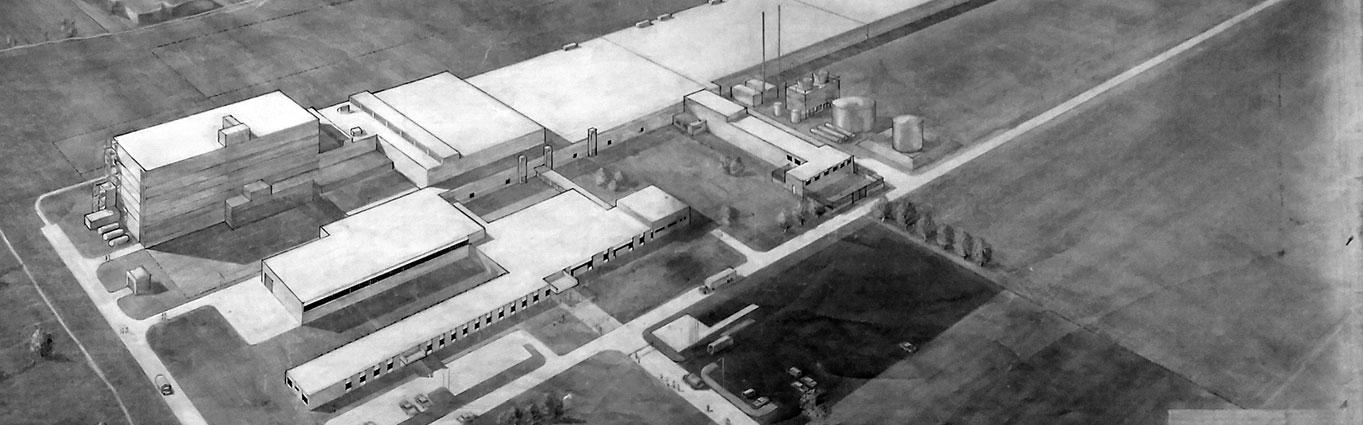 Proyecto NUREL 1966 Historia