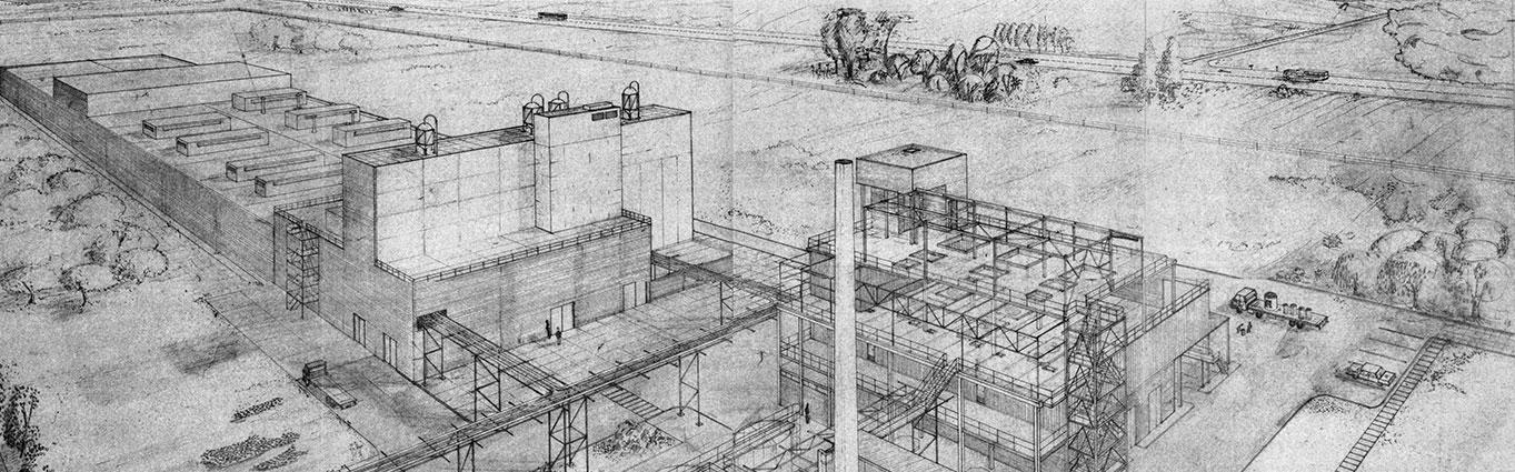 Proyecto Planta Poliéster NUREL 1974 Historia