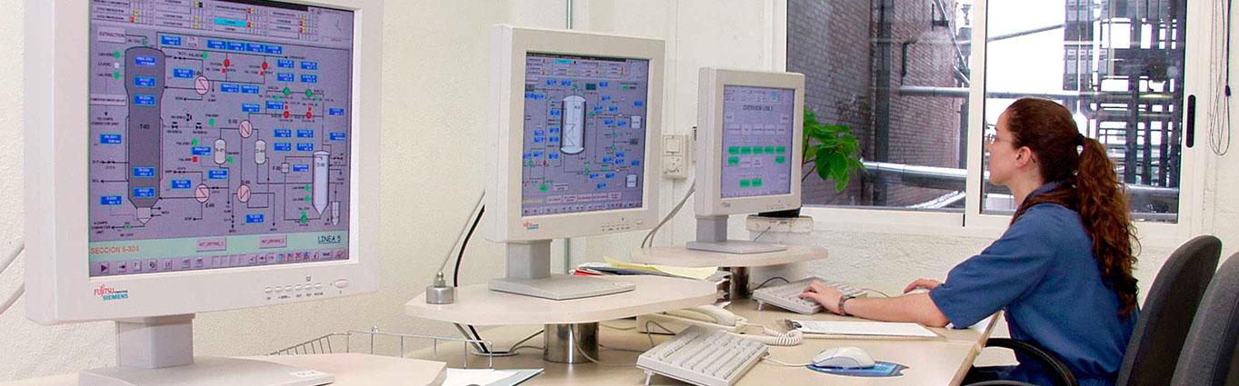 Control Room P2 NUREL 2002 History