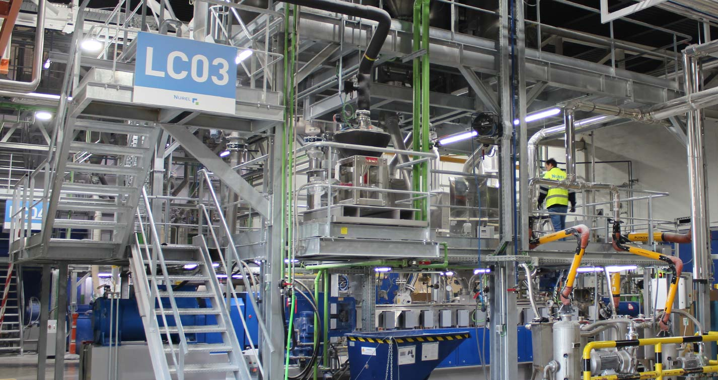 new extrusion line 2020