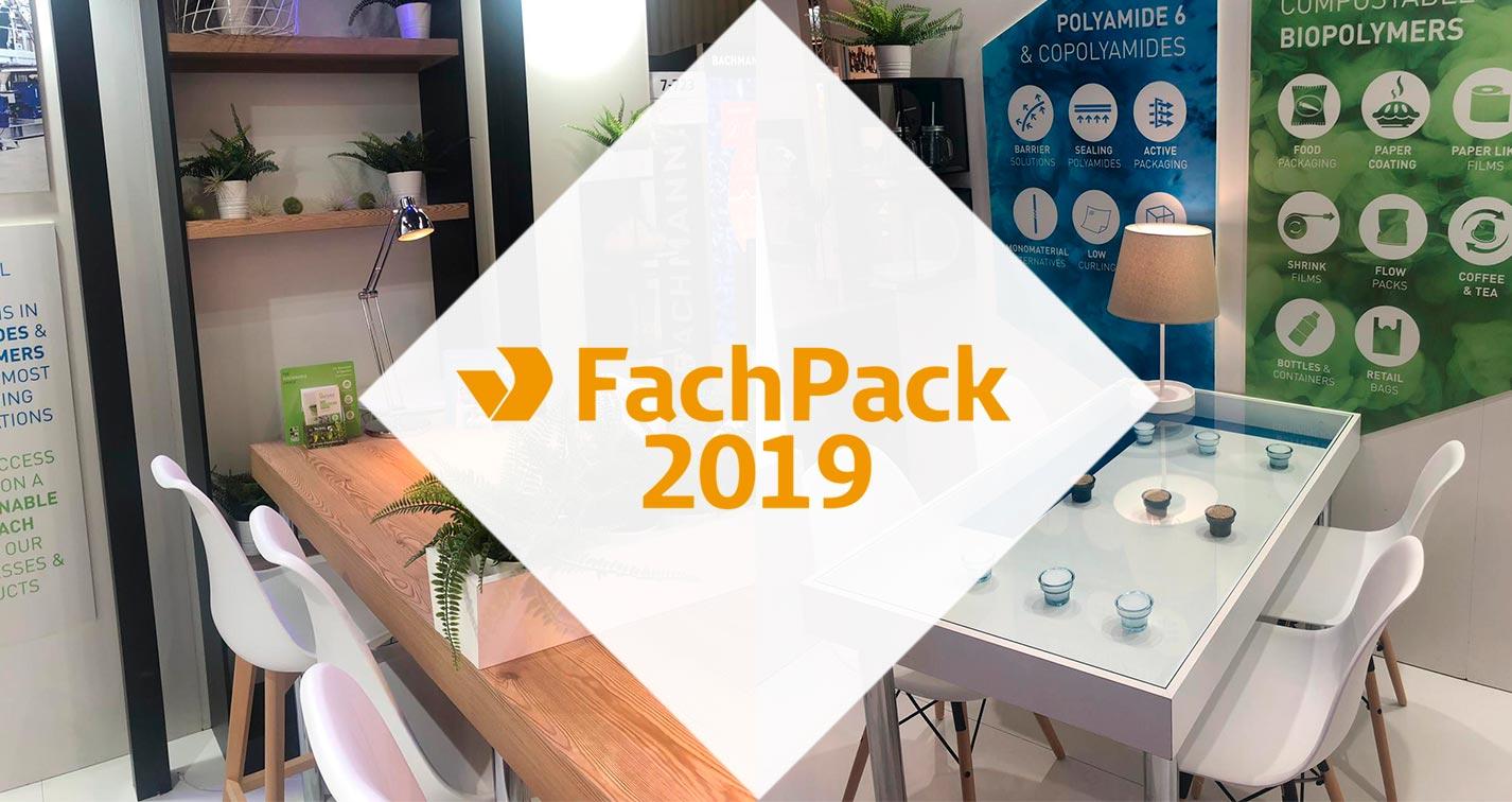 NUREL FachPack 2019 Stand