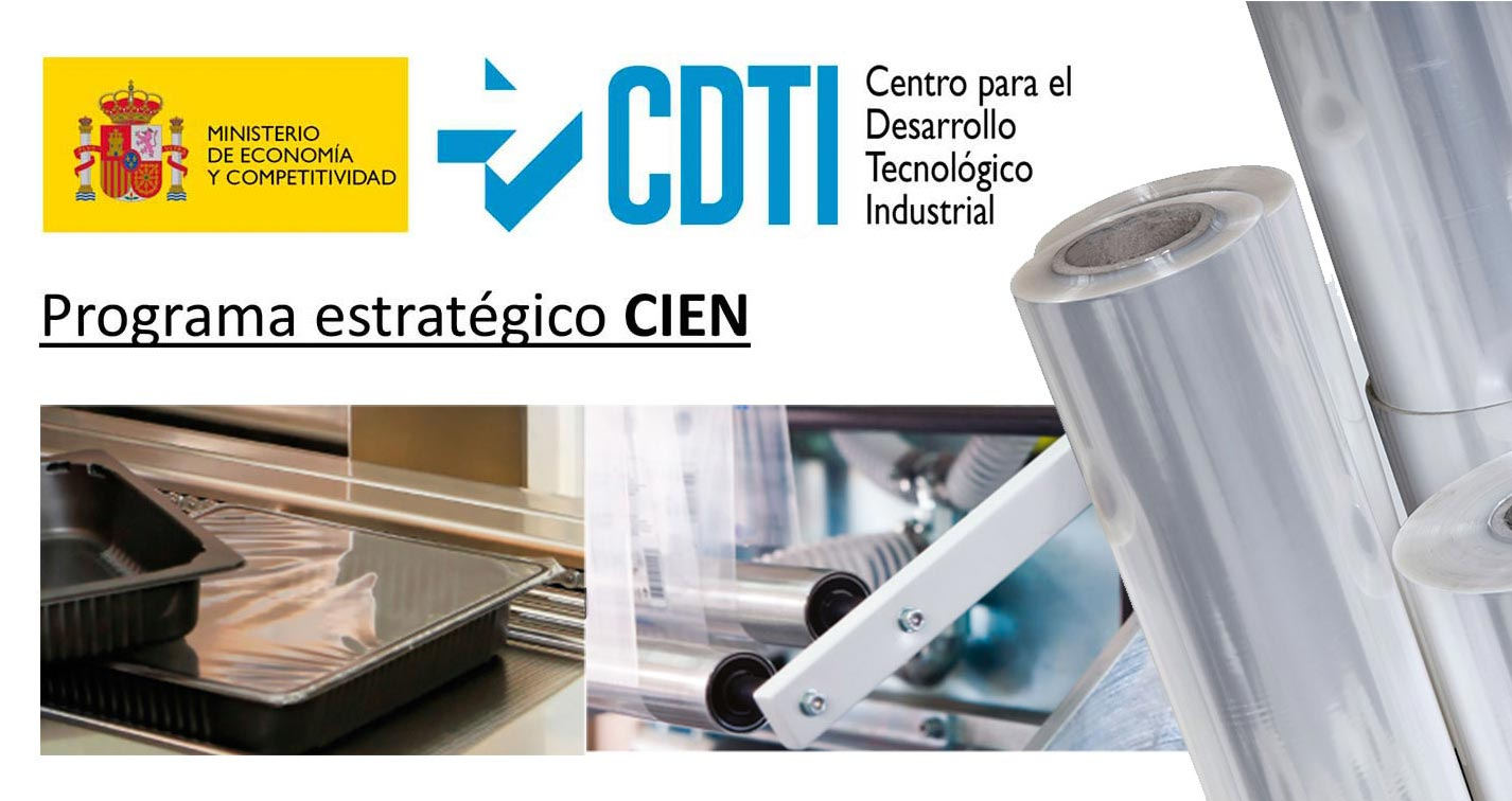 NUREL CDTI AVANZA project new packaging formulations