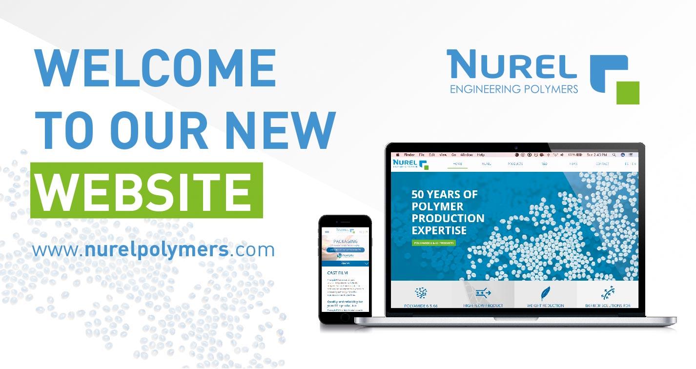 Nurel Engineering Polymers New Website