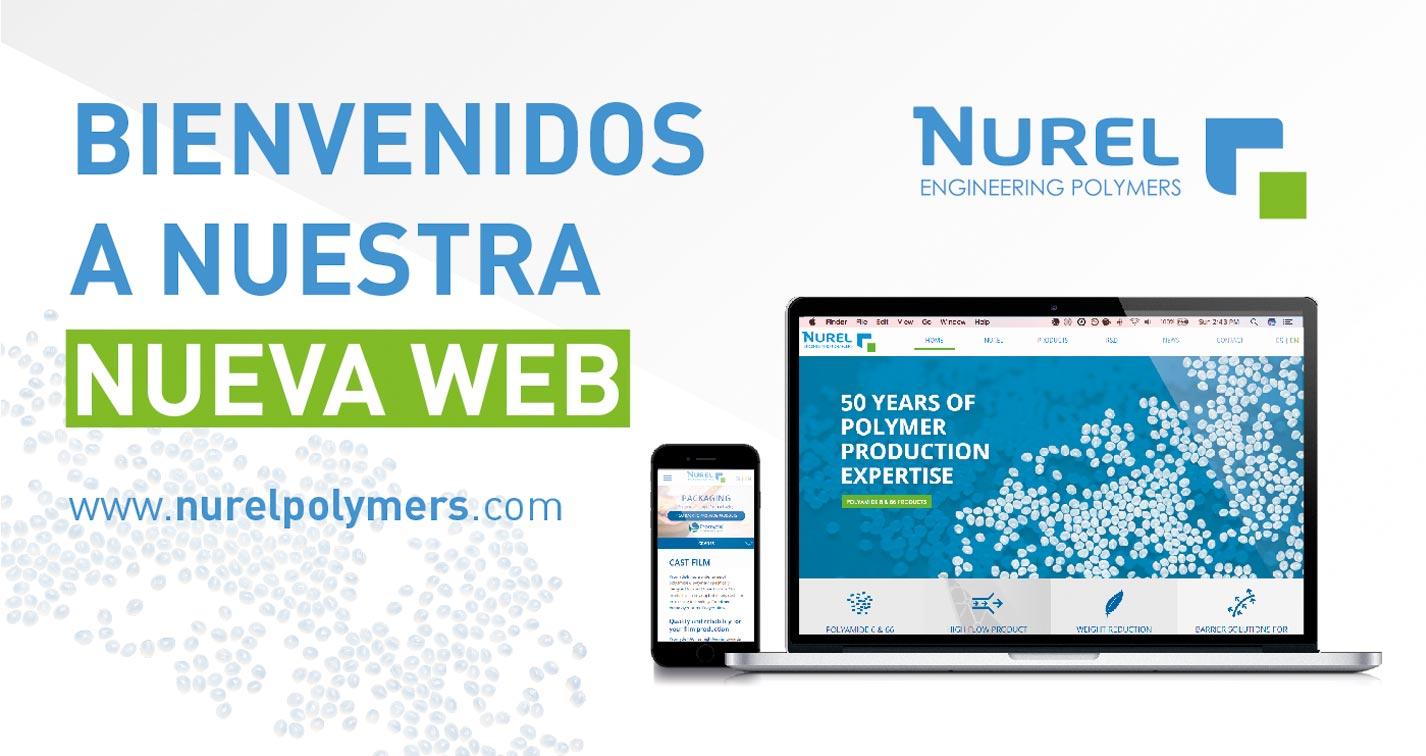 Nurel Engineering Polymers Nueva Web