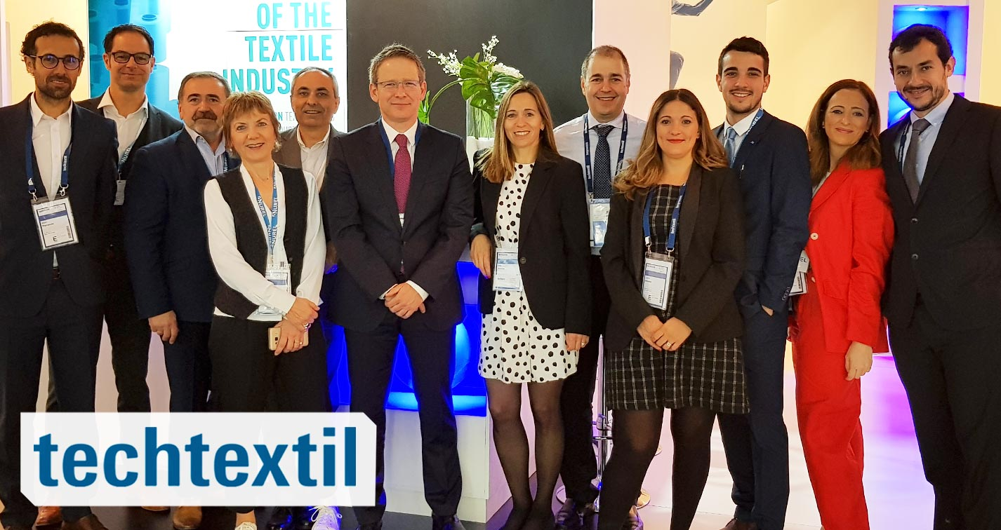 NUREL Techtextil 2019