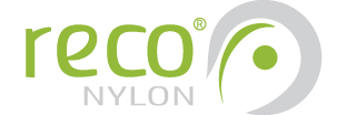 NUREL Sustainabilty Reco Nylon Logo