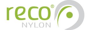 NUREL Sustainabilty Reco Nylon Logo