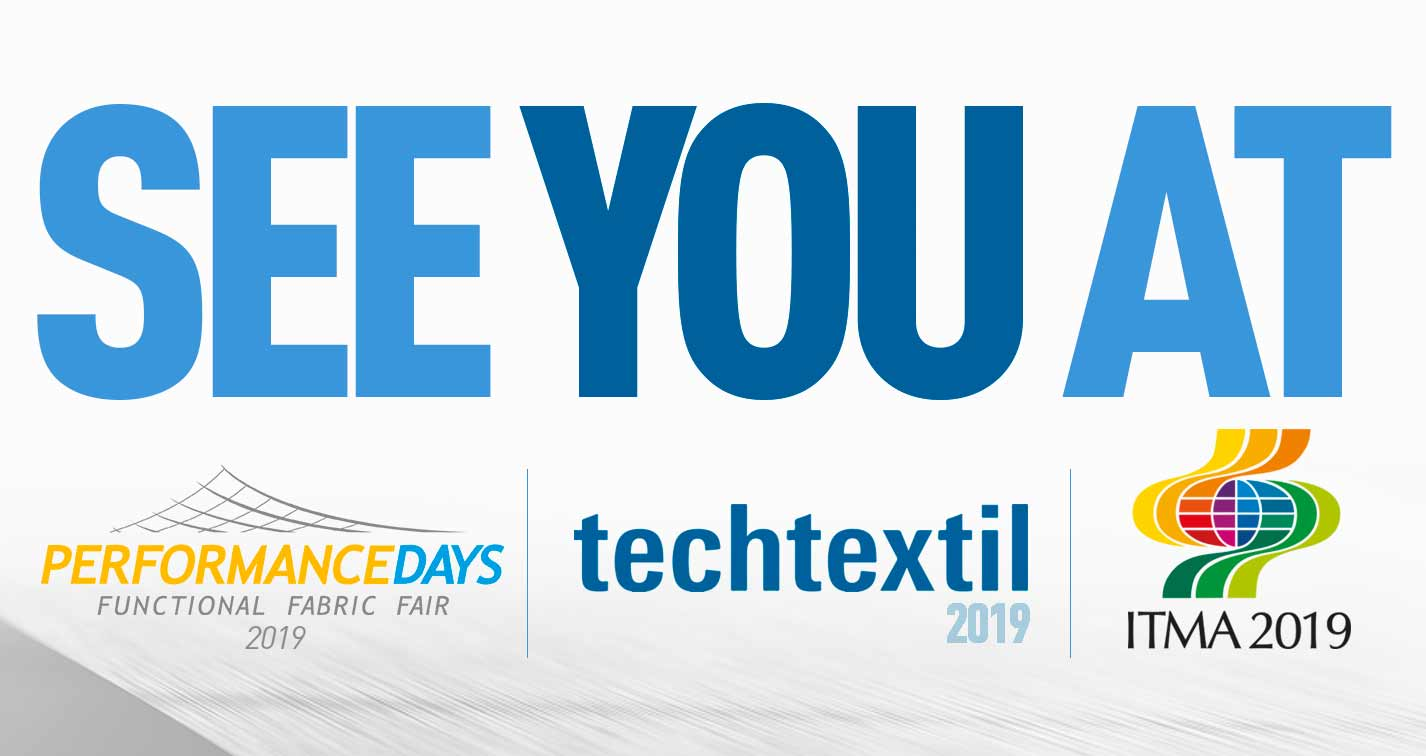 NUREL Synthetic Fibers Techtextil ITMA Performance Days International Textile Trade Fairs